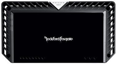 ROCKFORD FOSGATE 600 WATT 4-CHANNEL AMPLIFIER