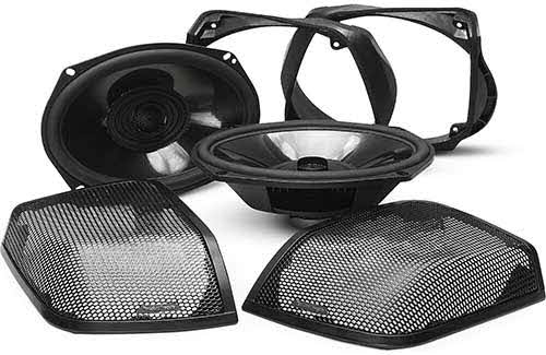 ROCKFORD FOSGATE Power Harley-Davidson� Rear Audio Kit (2014+)