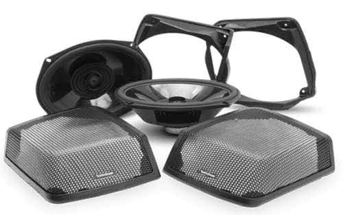 ROCKFORD FOSGATE Power Harley-Davidson� Rear Audio Kit (1998-2013)