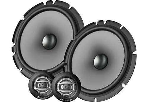 "A-Series 6-1/2"" component speaker system"