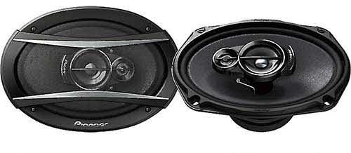 "PIONEER 550W 6 x 9"" TS-A Series 3-Way Car Speakers"