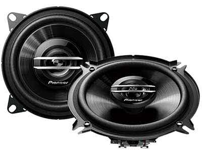 "PIONEER 420W Max 4"" G-Series 2-Way Coaxial Car Speakers"