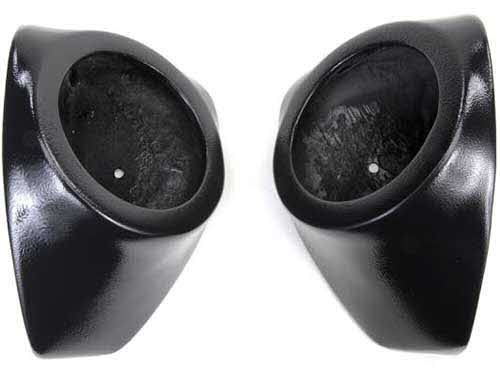 "SSV Works Kawasaki Teryx 6 1/2"" Rear Speaker Pods - Unloaded"