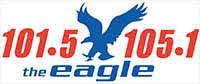 The Eagle 101.5 and 105.1