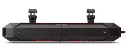 JBL Amplified Marine/Powersport Soundbar with built-in Bluetooth