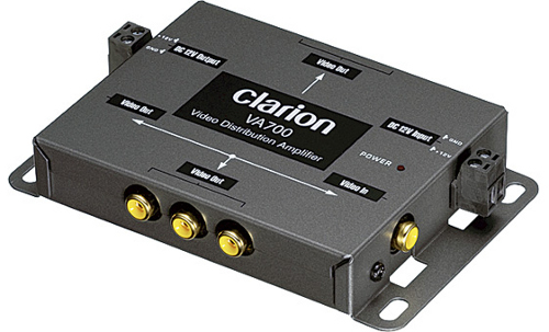 CLARION VIDEO DISTRIBUTION AMPLIFIER