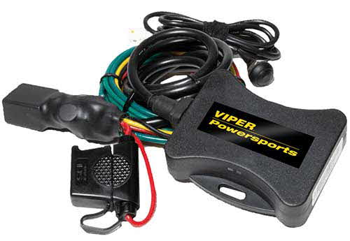 Viper Viper Powersports GPS lets you locate your vehicle using your smartphone and the Viper app. Using the latest cloud connected technology Viper Powersports helps you Secure It, Find It, Keep It! No matter what, your ride is monitored and protected