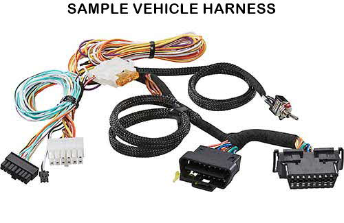 Vehicle Harness