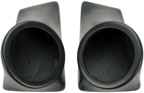 "SSV Works Arctic Cat Wild Cat 6 12"" Front Speaker Pods - Unloaded"