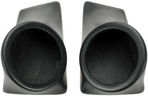 SSV Works Arctic Cat Wildcat Trail/Sport Front 6.5� Speaker Pods - Unloaded