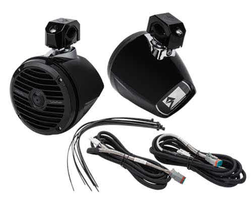 ROCKFORD FOSGATE Add on rear speaker kit for X317-STAGE2 & X317-STAGE3