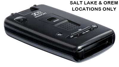 ESCORT Long Range Smartphone Live App Enabled Laser Radar Detector
