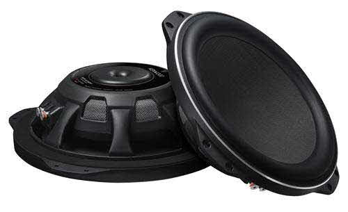 "Kenwood Excelon Series Shallow-mount 12"" 4-ohm subwoofer"