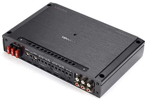 KENWOOD eXcelon Reference Fit Five-Channel Digital Power Amplifier