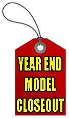 Year End Model Closeout Tag