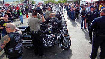 Shriner's Harley Ride to benefit the Shriner's Childrens Hospital